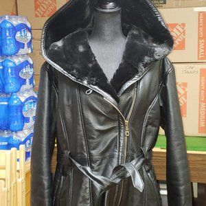 Wilsons Leather Jacket for women.